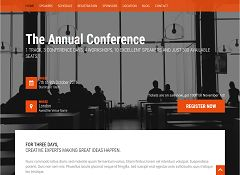 ThemeForest - EventWP WordPress Theme