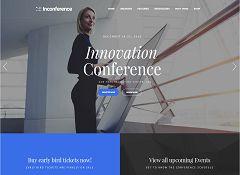 In Conference WordPress Theme via ThemeForest