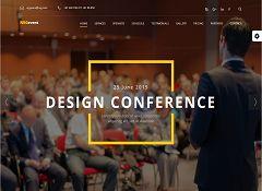 NRGevent WordPress Theme via ThemeForest