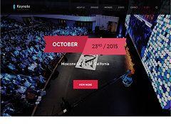 Keynote WordPress Theme by ThemeFuse