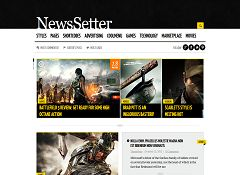 NewsSetter WordPress Theme by ThemeFuse
