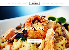 The Flavour WordPress Theme by ThemeFuse