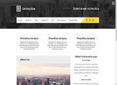 Constructzine Lite WordPress Theme by ThemeIsle