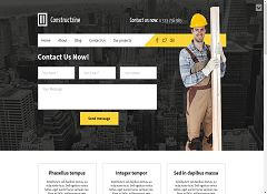 Constructzine WordPress Theme by ThemeIsle