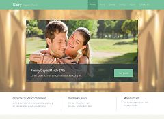 Glory WordPress Theme by ThemeLab