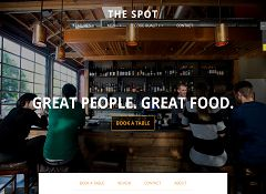The Spot WordPress Theme by Theme of the Crop