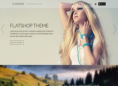 Flatshop WordPress Theme by Themify