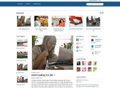 Newsy WordPress Theme by Themify