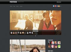 PhotoTouch WordPress Theme by Themify
