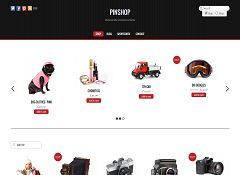 Pinshop WordPress Theme by Themify