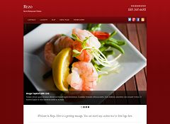 Rezo WordPress Theme by Themify