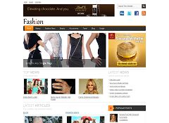 Fashion WordPress Theme by Clover Themes