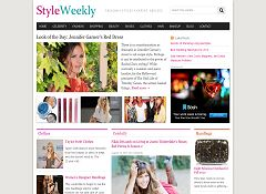 StyleWeekly WordPress Theme by Clover Themes