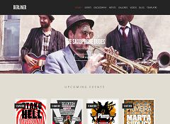 Berliner WordPress Theme by cssigniter