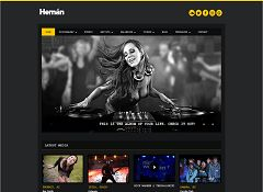 Hernan WordPress Theme by cssigniter