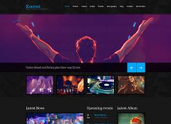Kontrol WordPress Theme by cssigniter