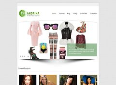 Andrina WordPress Theme by InkThemes