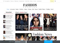 FashionForward WordPress Theme by Magazine3