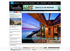 Traveller WordPress Theme by Magazine3