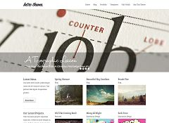 Intro WordPress Theme by Mint Themes