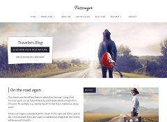 Passenger WordPress Theme via MOJO Marketplace