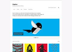 Capiton WordPress Theme by Theme Furnace
