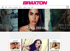 Braxton WordPress Theme via ThemeForest
