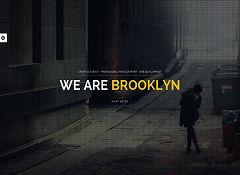 Brooklyn WordPress Theme via ThemeForest