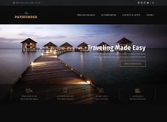 Pathfinder WordPress Theme by ThemeFuse