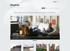 Blogfolio WordPress Theme by Themify
