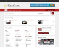 ClassiPress WordPress Theme by AppThemes