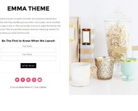 Emma WordPress Theme by BluChic