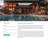 Bliss WordPress Theme via Creative Market