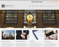 BusinessTwo WordPress Theme by cssigniter