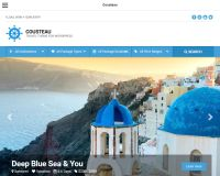 Cousteau WordPress Theme by cssigniter