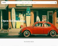 Flevr WordPress Theme by cssigniter