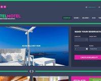 HotelMotel WordPress Theme by cssigniter