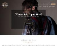 Hugo WordPress Theme by cssigniter