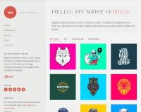 Nico WordPress Theme by cssigniter