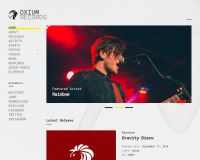 Oxium WordPress Theme by cssigniter