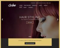 Salon WordPress Theme by cssigniter