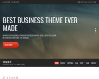 Space9 WordPress Theme by cssigniter