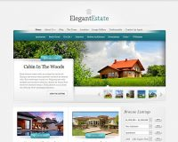 Elegant Estate WordPress Theme by Elegant Themes