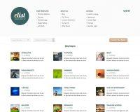 eList WordPress Theme by Elegant Themes