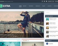 Extra WordPress Theme by Elegant Themes