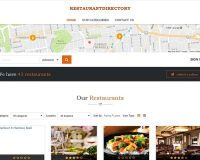 DiningEngine WordPress Theme by EngineThemes