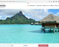 Arcadia WordPress Theme by Hermes Themes