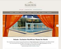 Palazio WordPress Theme by Hermes Themes