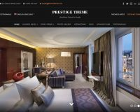 Prestige WordPress Theme by Hermes Themes