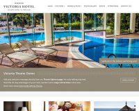 Victoria WordPress Theme by Hermes Themes